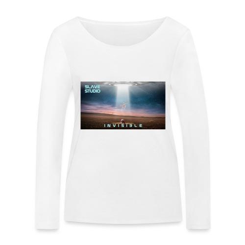 INVISIBLE - Maglietta a manica lunga ecologica da donna di Stanley & Stella