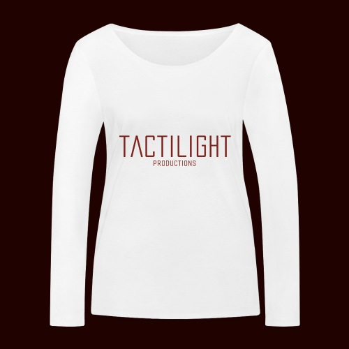 TACTILIGHT - Women's Organic Longsleeve Shirt by Stanley & Stella