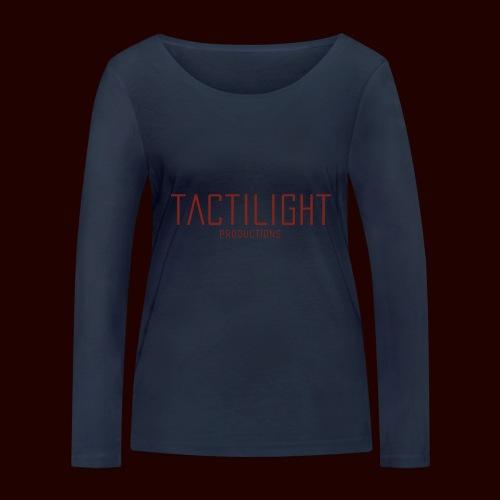 TACTILIGHT - Women's Organic Longsleeve Shirt by Stanley & Stella