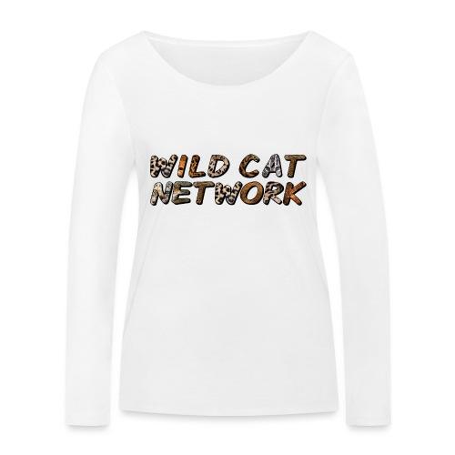 WildCatNetwork 1 - Women's Organic Longsleeve Shirt by Stanley & Stella