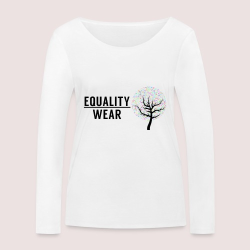 Musical Equality Edition - Women's Organic Longsleeve Shirt by Stanley & Stella