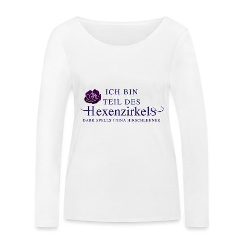 Der Hexenzirkel - Frauen Bio-Langarmshirt von Stanley & Stella