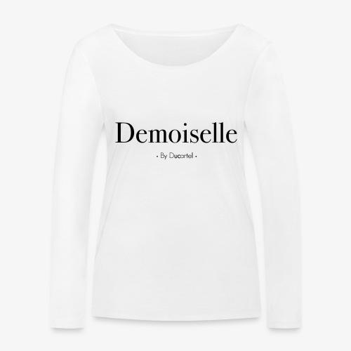 Demoiselle - T-shirt manches longues bio Stanley & Stella Femme