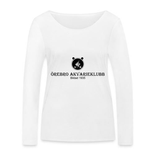 Nyloggatext1 - Ekologisk långärmad T-shirt dam från Stanley & Stella