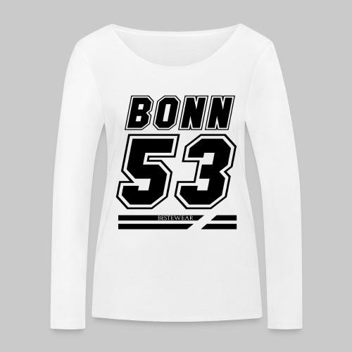 #Bestewear - BN53 (Black Edition) - Frauen Bio-Langarmshirt von Stanley & Stella