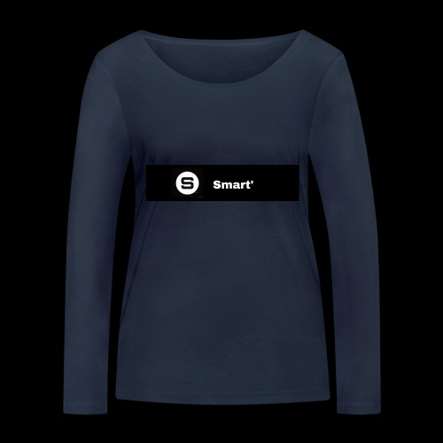 Smart' BOLD - Women's Organic Longsleeve Shirt by Stanley & Stella