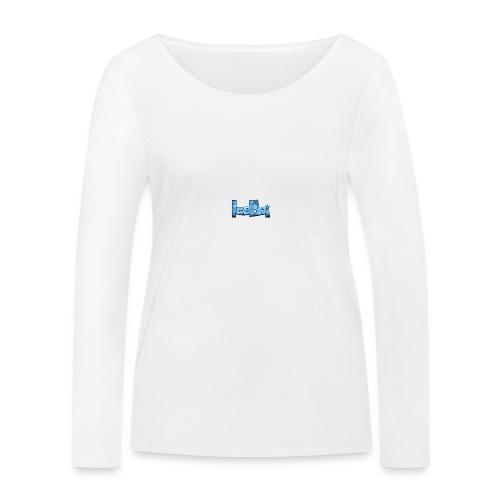 THE ICE SHIRT - Økologisk Stanley & Stella langærmet T-shirt til damer