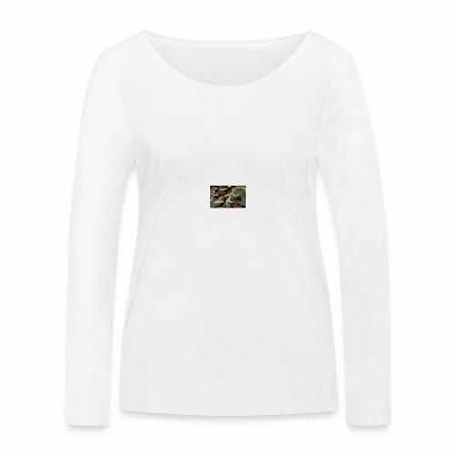 camu - Camiseta de manga larga ecológica mujer de Stanley & Stella