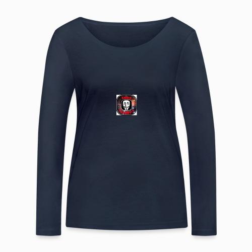 Always TeamWork - Vrouwen bio shirt met lange mouwen van Stanley & Stella