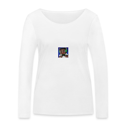 This is the official ItsLarssonOMG merchandise. - Women's Organic Longsleeve Shirt by Stanley & Stella