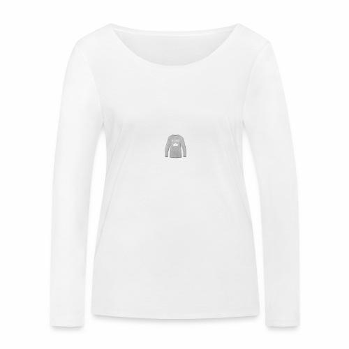 K1ING - t-shirt mannen - Vrouwen bio shirt met lange mouwen van Stanley & Stella