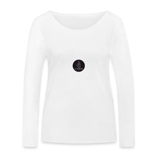 Logo Notte dei falo 3 - Maglietta a manica lunga ecologica da donna di Stanley & Stella