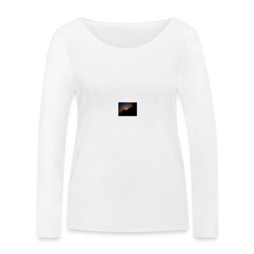 Cielo eclipsado - Camiseta de manga larga ecológica mujer de Stanley & Stella