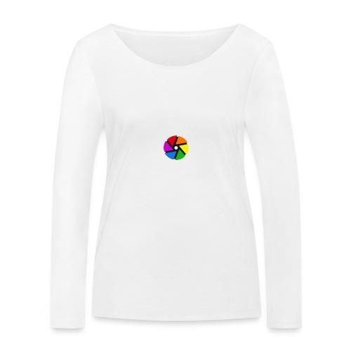 Shop Logo - Frauen Bio-Langarmshirt von Stanley & Stella