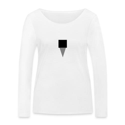 Mystery Mike Hat - Women's Organic Longsleeve Shirt by Stanley & Stella