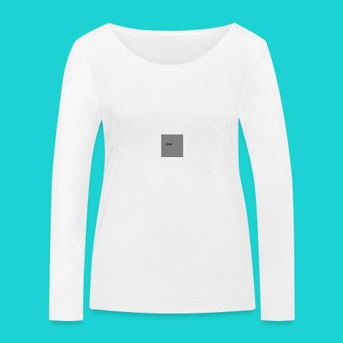 logo-png - Women's Organic Longsleeve Shirt by Stanley & Stella