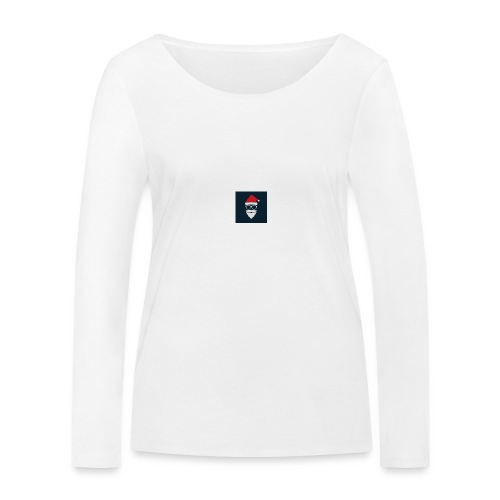 Trap Navideño - Camiseta de manga larga ecológica mujer de Stanley & Stella