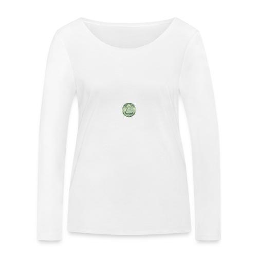 200px-Eye-jpg - T-shirt manches longues bio Stanley & Stella Femme