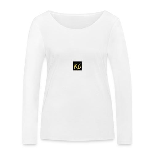 k.o-ousmanekebe - T-shirt manches longues bio Stanley & Stella Femme