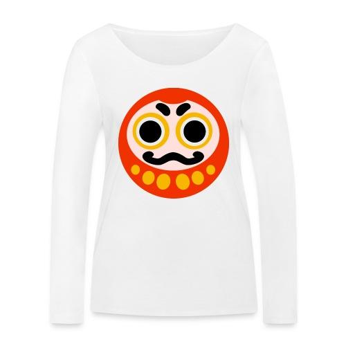 DARUMA - T-shirt manches longues bio Stanley & Stella Femme