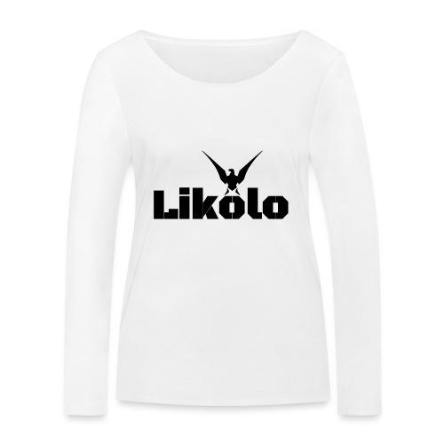 likolo.. - T-shirt manches longues bio Stanley & Stella Femme