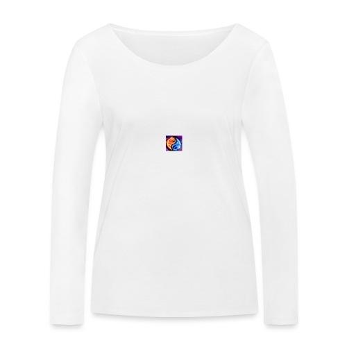 The flame - Women's Organic Longsleeve Shirt by Stanley & Stella