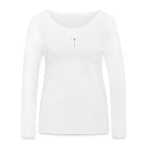 GOOD INSIDE - Women's Organic Longsleeve Shirt by Stanley & Stella