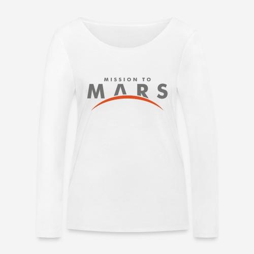 mission to mars - Frauen Bio-Langarmshirt von Stanley & Stella