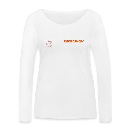 Eidsecondos better diversity - Frauen Bio-Langarmshirt von Stanley & Stella