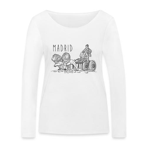 CIBELES NEGRO - Camiseta de manga larga ecológica mujer de Stanley & Stella