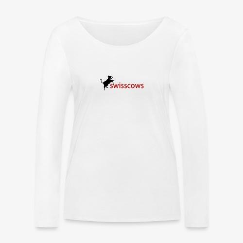 Männer T-Shirt - Frauen Bio-Langarmshirt von Stanley & Stella