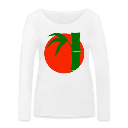 BAMBOU - T-shirt manches longues bio Stanley & Stella Femme