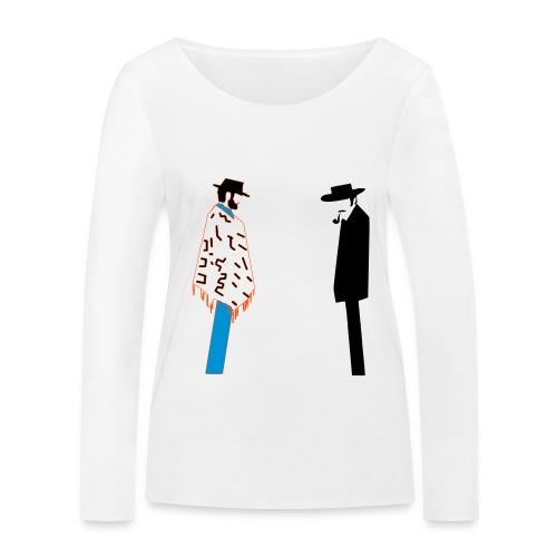 Bad - T-shirt manches longues bio Stanley & Stella Femme