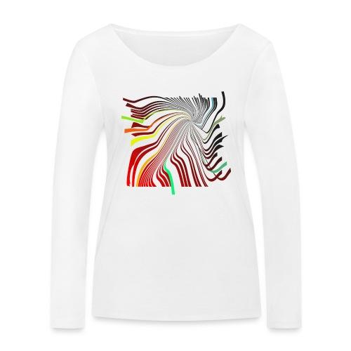 Spirale 01 - Frauen Bio-Langarmshirt von Stanley & Stella