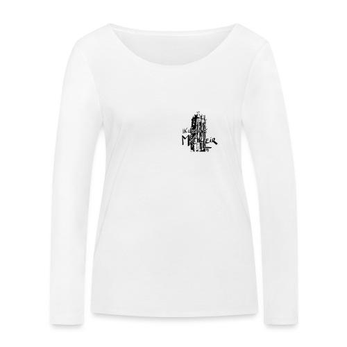 Ik zen Ne Mecheleir - Vrouwen bio shirt met lange mouwen van Stanley & Stella