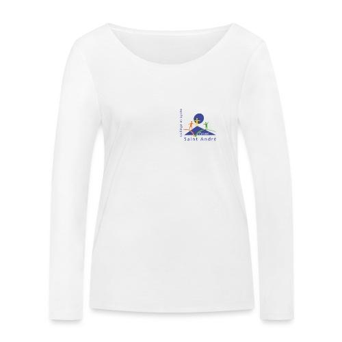 L'Original - T-shirt manches longues bio Stanley & Stella Femme