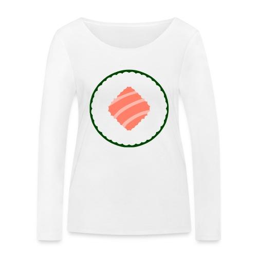 MAKI - T-shirt manches longues bio Stanley & Stella Femme
