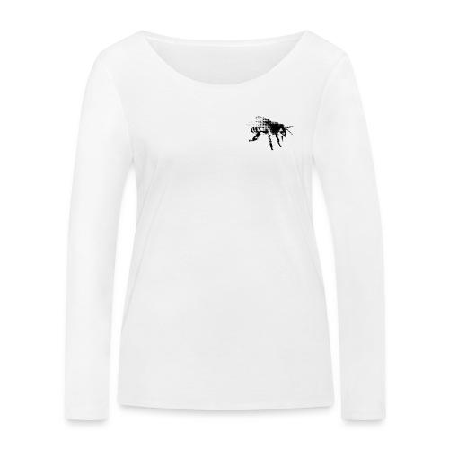 Honungsbi - Ekologisk långärmad T-shirt dam från Stanley & Stella