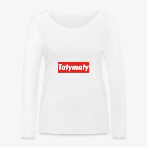 TatyMaty Clothing - Women's Organic Longsleeve Shirt by Stanley & Stella