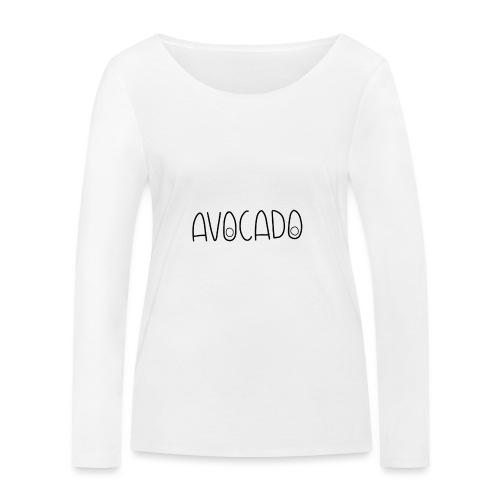 Avocado - Frauen Bio-Langarmshirt von Stanley & Stella