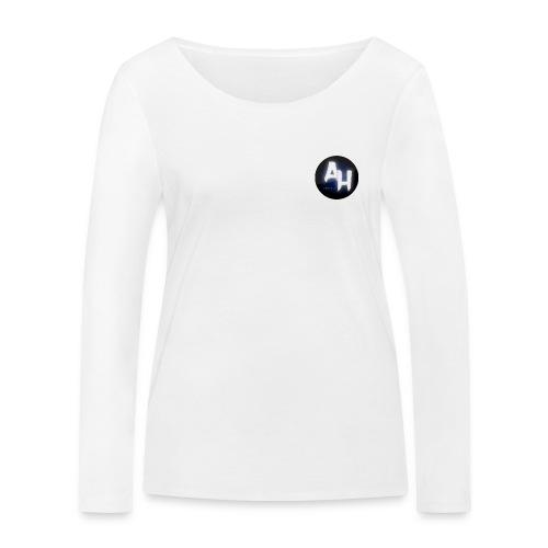 gamel design - Økologisk Stanley & Stella langærmet T-shirt til damer