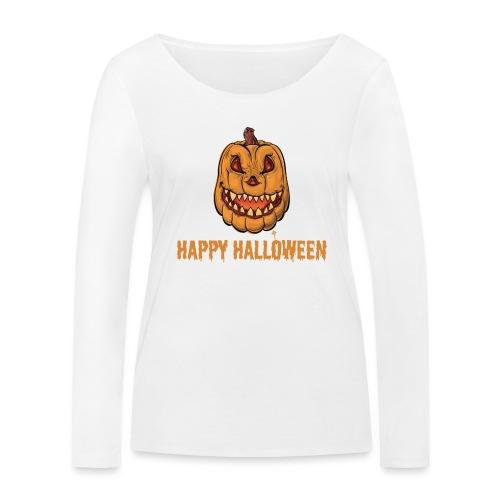 Halloween - Women's Organic Longsleeve Shirt by Stanley & Stella