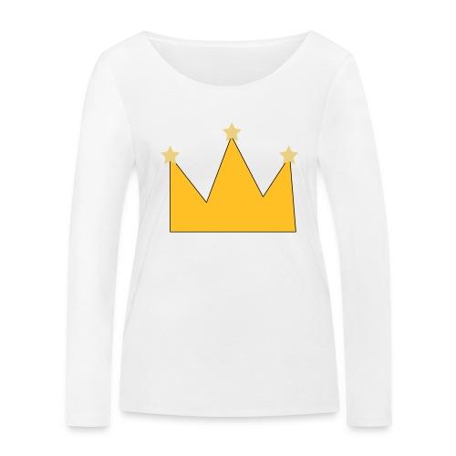 kroon - T-shirt manches longues bio Stanley & Stella Femme
