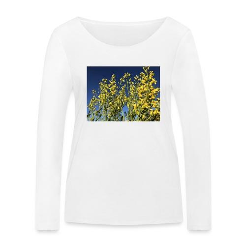 Green Cabbage in the Sky - Økologisk Stanley & Stella langærmet T-shirt til damer