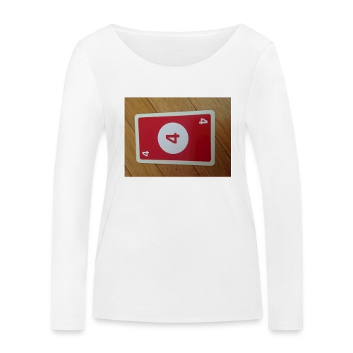 UNO - Frauen Bio-Langarmshirt von Stanley & Stella