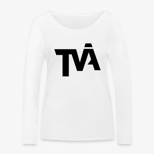 TVÅHUNDRA - Ekologisk långärmad T-shirt dam från Stanley & Stella