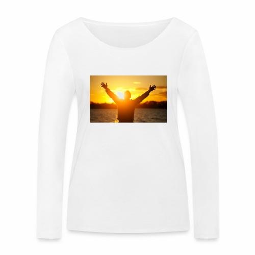 Camiseta Libre - Camiseta de manga larga ecológica mujer de Stanley & Stella