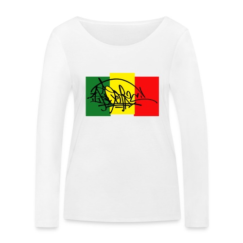 IKON - T-shirt manches longues bio Stanley & Stella Femme