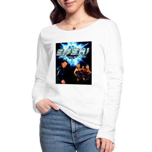 SASH! Live - Women's Organic Longsleeve Shirt by Stanley & Stella