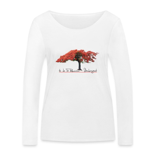 Flamboyant - T-shirt manches longues bio Stanley & Stella Femme